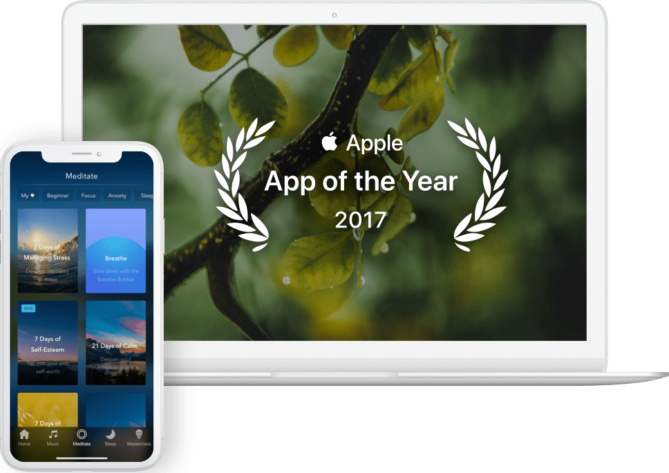 Calm meditation techniques for sleep and stress reduction calm app of the year calm app of the year fandeluxe